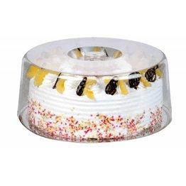 Tortenhaube Ø 30,0 cm, H: 11,0 cm