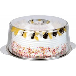 Tortenplatte 33,5 cm, Stärke 0,7 mm