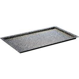 Konvektomatenblech GN, Granit-Emaille 1/1 8cm - NEU