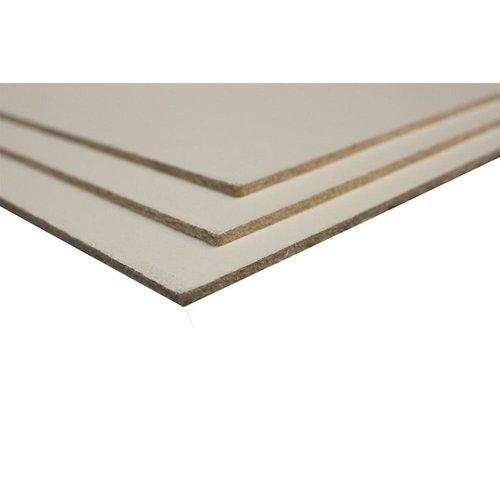 Hardboard Wit 3 mm 2.44 x 1.22