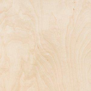Berken Birch One Deck op MDF