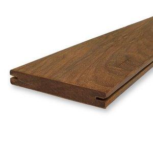 Ipé 21 x 95 mm Hardwood Clip Terrasplank Hardhout (per meter)