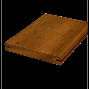Terrasplank Hardhout Hardwood Clip itauba FSC® 21 x 145 mm (per meter)