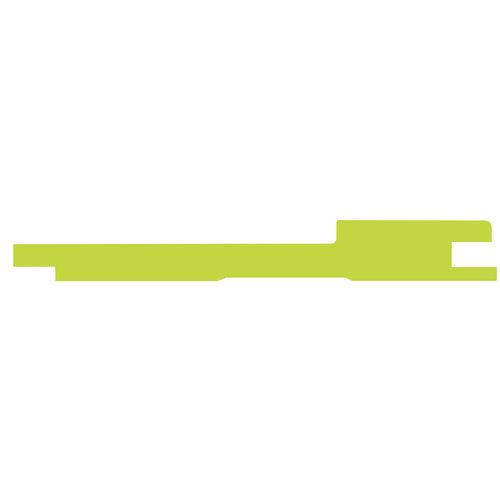 Siding Shed Grenen Zwart Geïmpregneerd (plank 4m20)