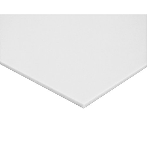 Betacryl Solid Surface Betacryl plaat Classic White 2440 x 1220 x 3,5 mm