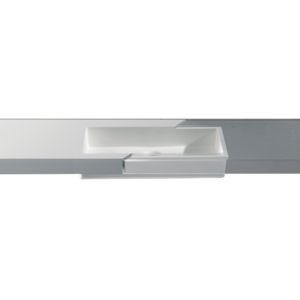 Betacryl Solid Surface Lavabo 513 x 333 mm
