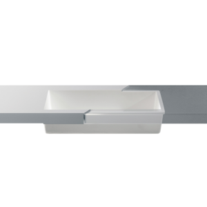 Betacryl Solid Surface Lavabo 600 x 340 mm
