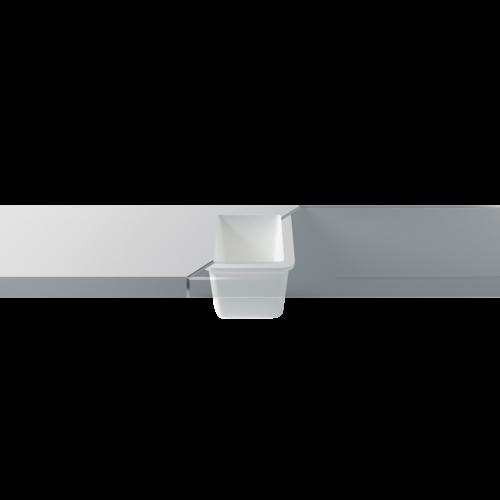 Betacryl Solid Surface Keukenspoelbak 160 x 350 mm