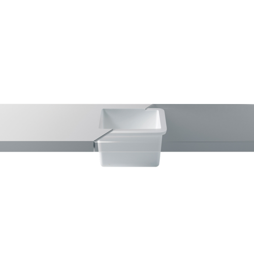 Betacryl Solid Surface Keukenspoelbak 300 x 300 mm