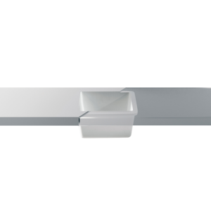 Betacryl Solid Surface Keukenspoelbak 340 x 400 mm