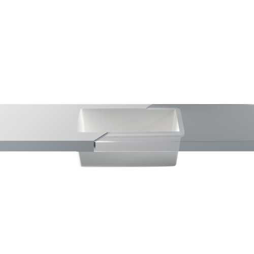 Betacryl Solid Surface Keukenspoelbak 530 x 400 mm