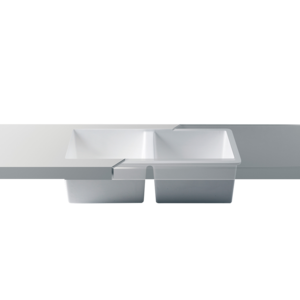 Betacryl Solid Surface Keukenspoelbak 770 x 400 mm
