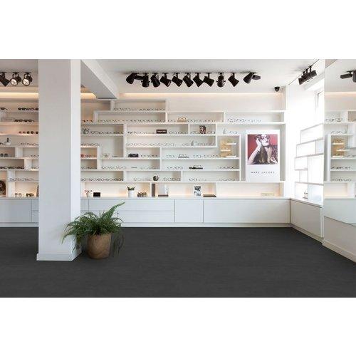 Floorify Floorify betonlook  Caviar F016 - 900 x 600 x 4,5 mm - 2,16 m²/doos