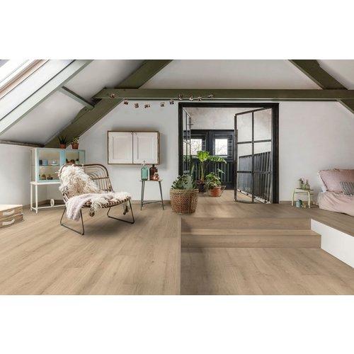 Floorify Floorify Crémant F050, 1219 x 178 x 4 mm - 2,60 m²/doos