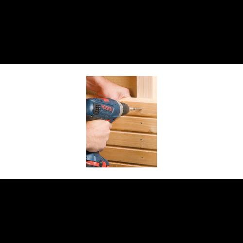 HECO SCHRAUBEN HECO-UNIX-Top A2 RVS 4,5 x 50 mm, gevelschroef - 200 stuks/doos