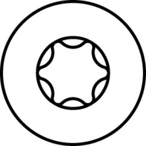HECO SCHRAUBEN HECO-UFIX  3,5 x 45 MDF schroef - 200 stuks/doos