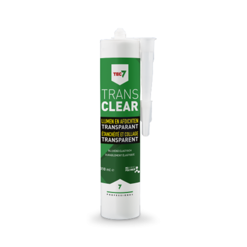 TEC 7 PROFESSIONAL Trans Clear 310 ml