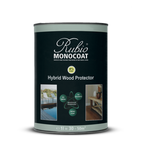 Rubio Monocoat Hybrid Wood Protector 1 L Natural