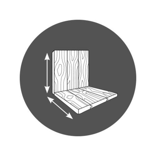 Rubio Monocoat Hybrid Wood Protector 1 L Teak