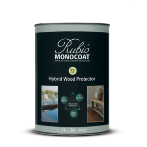 Rubio Monocoat Hybrid Wood Protector CHOCOLATE - 1 L