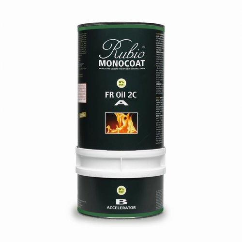 Rubio Monocoat Oil Plus 2 C : CHOCOLATE  - 1,3 L