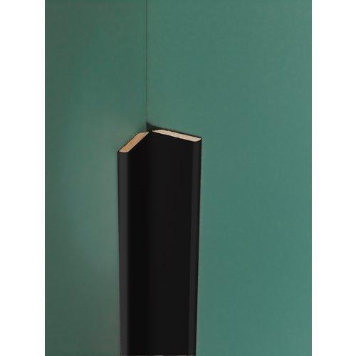 Maestro Design Kniklijst Matte Black Eclectic EC133