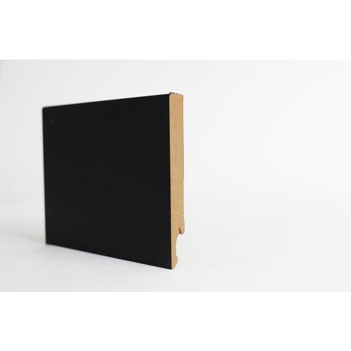 Maestro Design Plint Matte Black Eclectic EC133