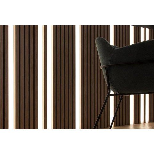 Maestro Design Lynes kit functioneel lichtprofiel 30 x 40 x 2700 mm