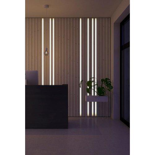 Maestro Design Lynes kit sfeerverlichting lichtprofiel 30 x 40 x 2700 mm