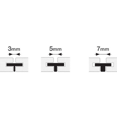 Növlek Kit Hardwoodclip Mini voor ±5 m2
