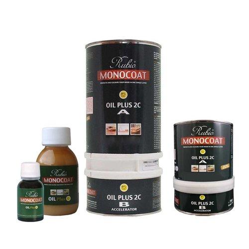 Rubio Monocoat Oil Plus 2 C - 40 kleuren