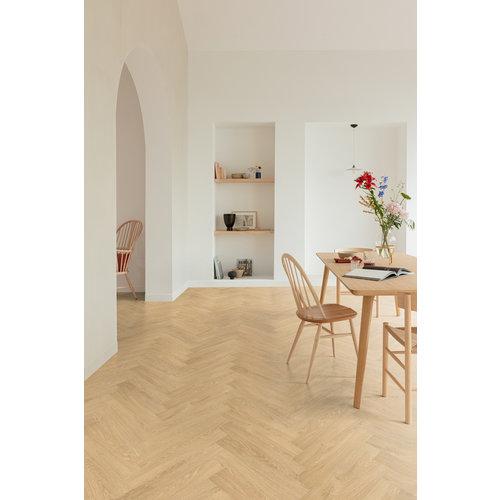 Floorify Floorify Visgraat Uni F301, 750 x 125 x  4,5 mm - 2,25 m²/doos