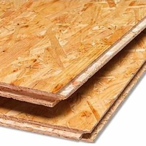 Norbord 12 mm OSB 3 Tand & Groef 2440 x 590 mm
