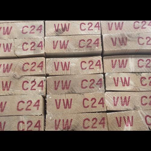 Vuren 63 x 150 mm C24