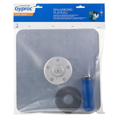 Gyproc Spaarbord aluminium