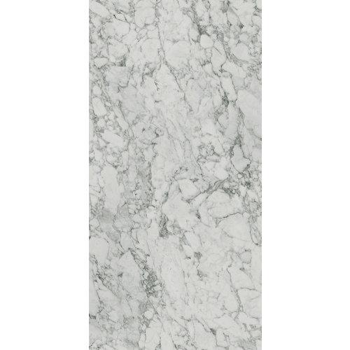 Pfleiderer HPL Standaardcollectie  S63009 MS Marmer Carrara 4100 x 1300 x  0,8 mm