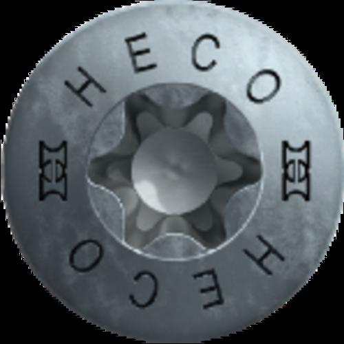 Heco HECO-TOPIX-plus  6 x 120 mm HD VD 100 stuks/doos