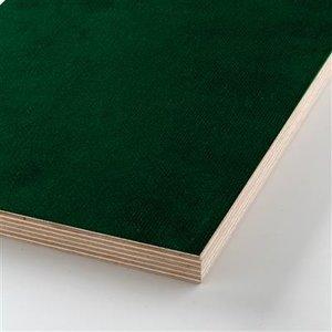 Betonplex groene film