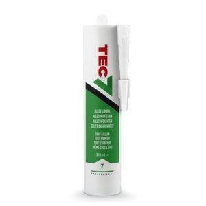 TEC7 Professional TEC 7 Wit - Zwart - Bruin - Grijs  310 ml