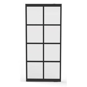 Steeldesign deur type 10