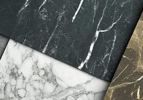 HPL Steen en mineraal decoren