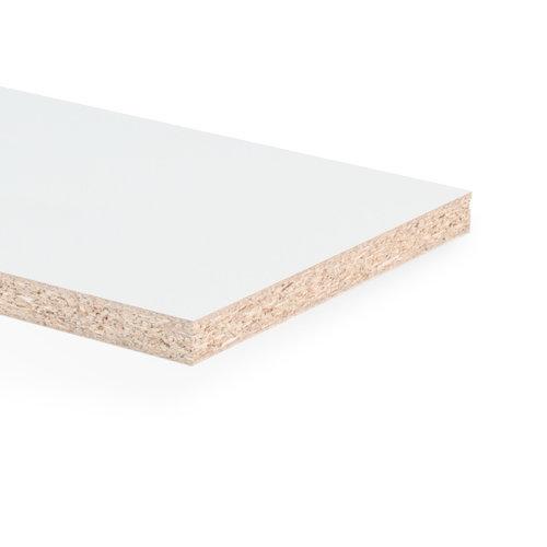 Pfleiderer Primeboard 2 zijdig blinkend wit gelakt U11102 XG Chalk