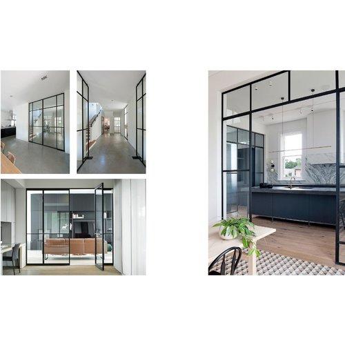 Steeldesign deur type 5