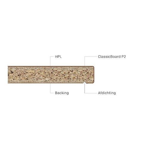 Pfleiderer Werkblad Duropal Quadra S63013 FG Trasimeno Basalt