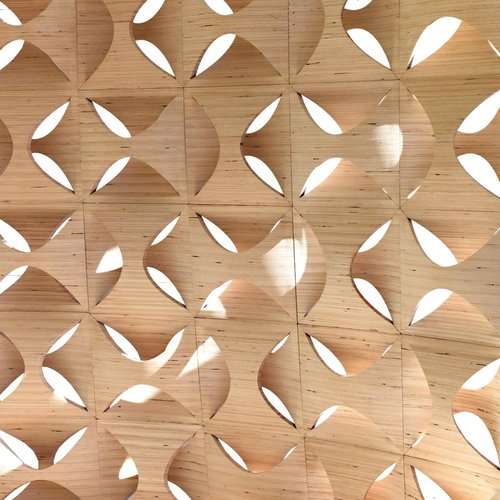 Pollmeier Baubuche  Panel Massief PEFC  4500 x 680 x 60 mm
