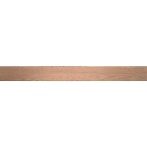 Terrasplank Hardhout Ipé 21 x 95 mm (per meter)