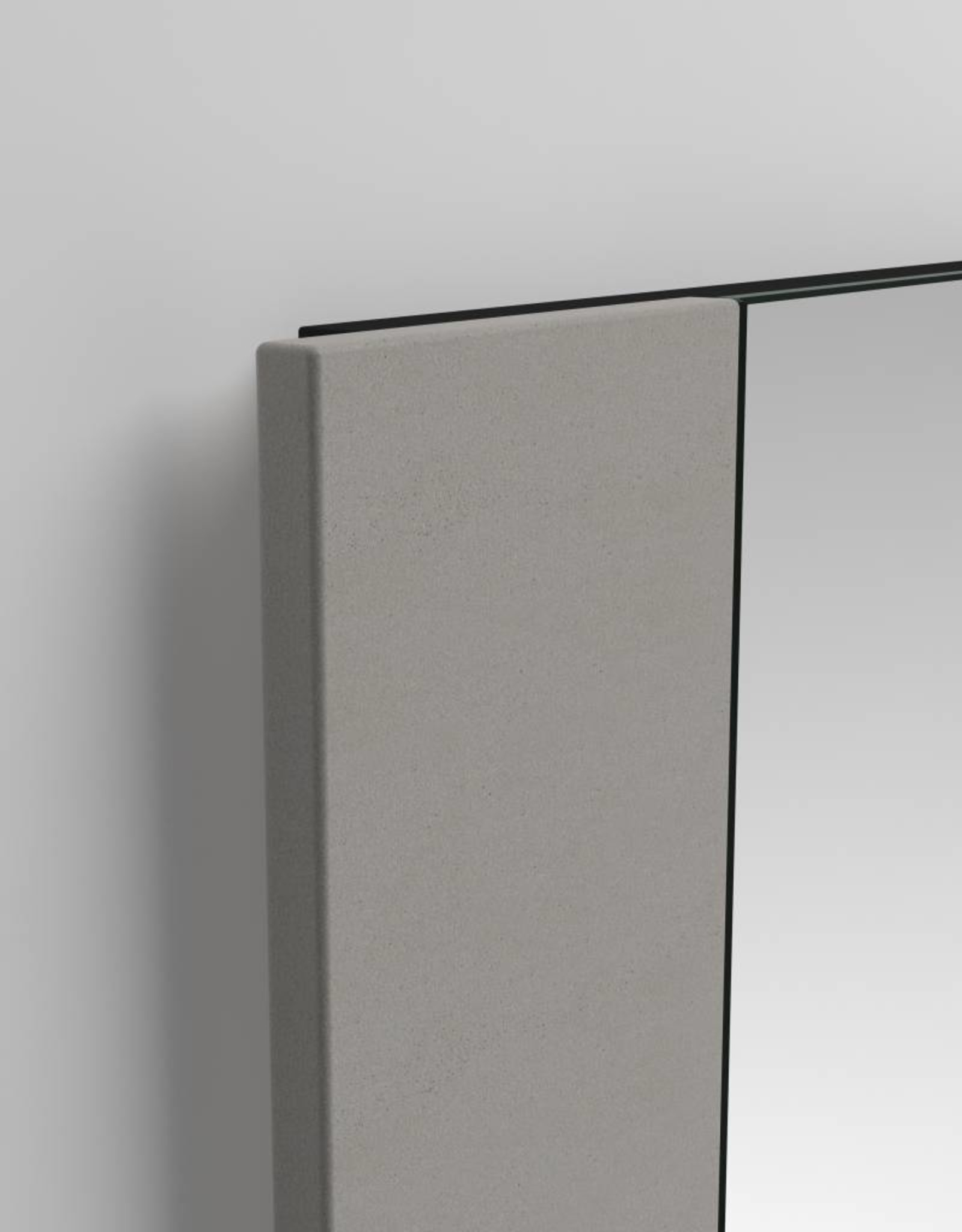First mirror with strip - outlet
