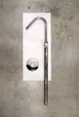 Clou freestanding washbasin mixer - outlet