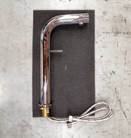 Clou washbasin mixer - outlet