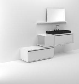 Wash Me floor dresser 110 cm - outlet
